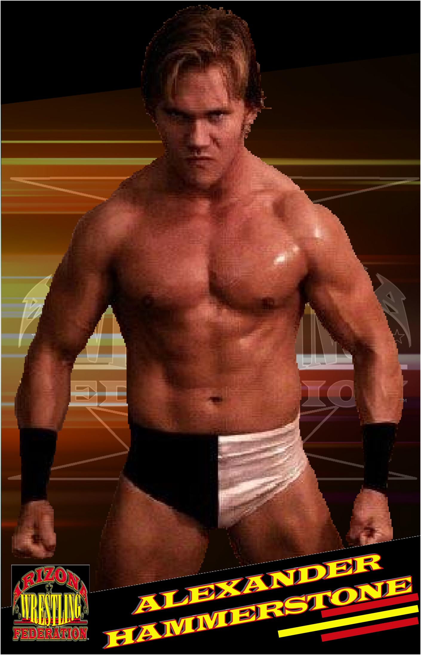 Alexander Hammerstone - Arizona Wrestling Federation